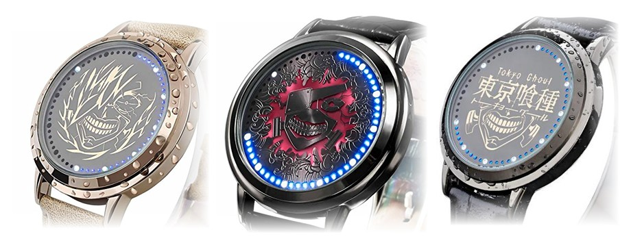 tokyo ghoul watches
