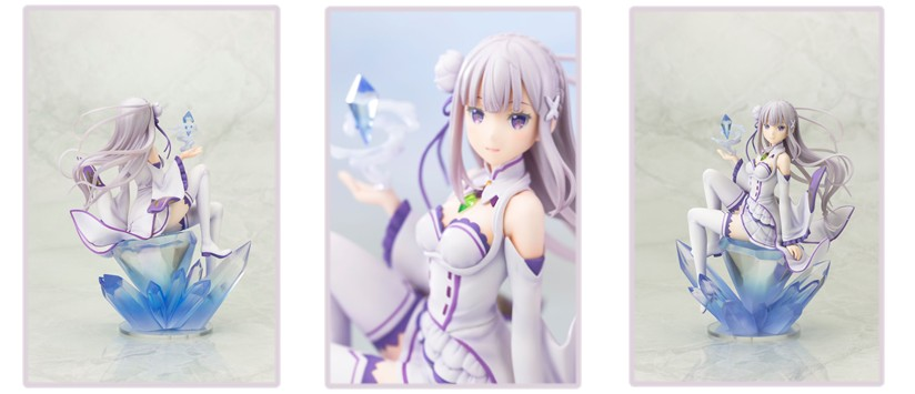 Ani Statue – Re:Zero: Emilia - Starting Life in Another World