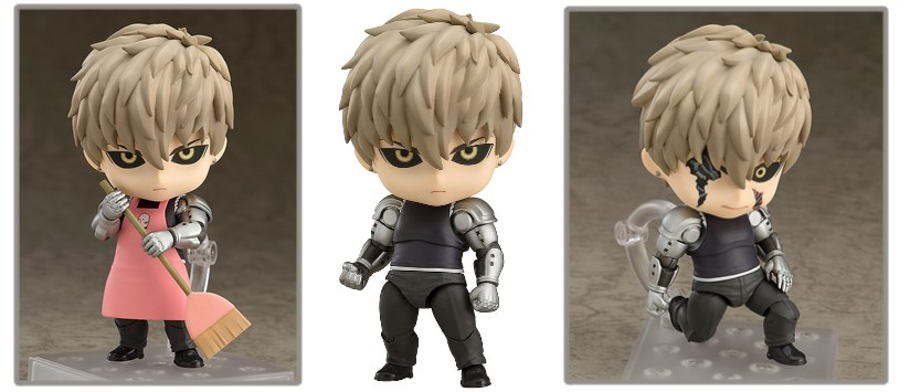 Nendoroid – One-Punch Man: Genos