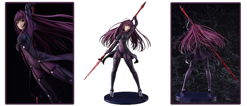 Plum – Fate/Grand Order: Lancer Scathach 1/7 Figure