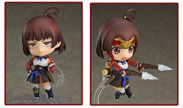 Nendoroid – Kabaneri of the Iron Fortress: Mumei