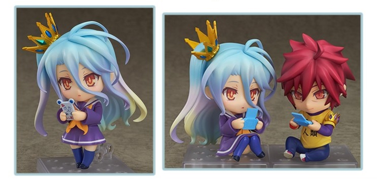 Nendoroid – No Game No Life: Shiro