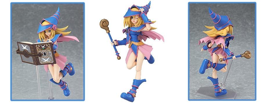 Figma – Yu-Gi-Oh!: Dark Magician Girl
