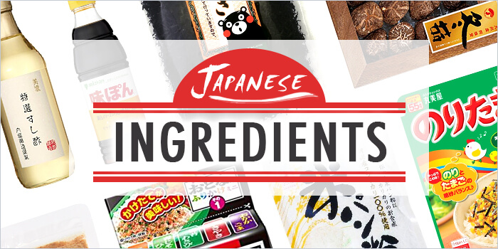 japanese ingredients