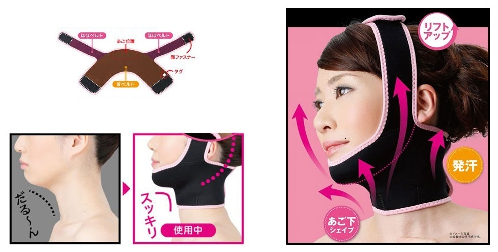 The Chin Shape Belt