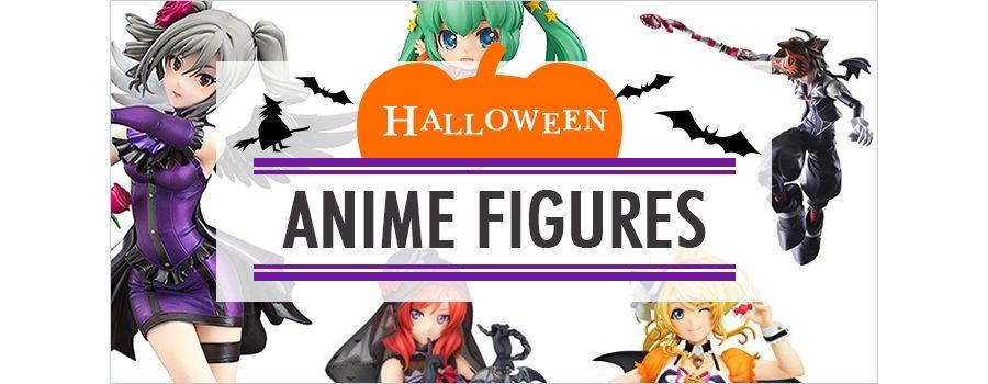 Halloween Anime Figures 2016