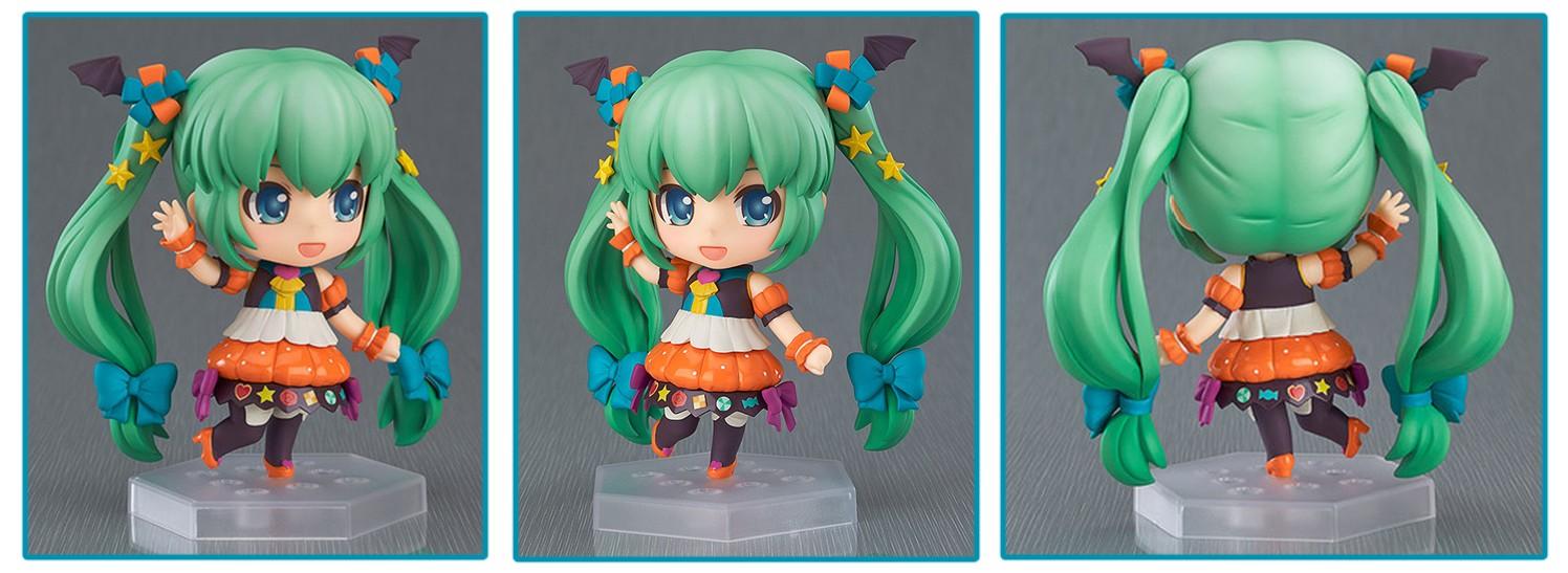 Nendoroid Co-de – Hatsune Miku: Sweet Pumpkin