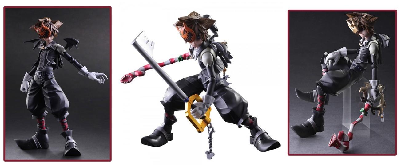 Play Arts Kai – Kingdom Hearts II: Sora Halloween Town Ver.