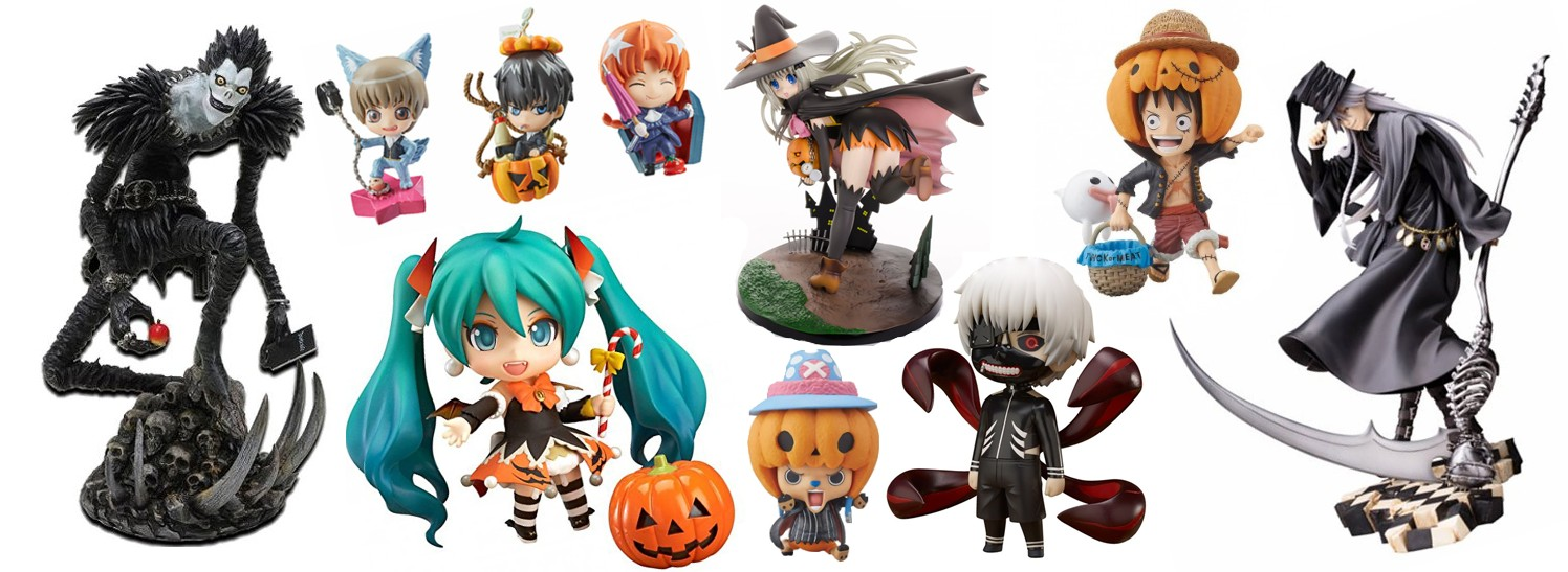 Where to Buy Halloween Figures from Japan