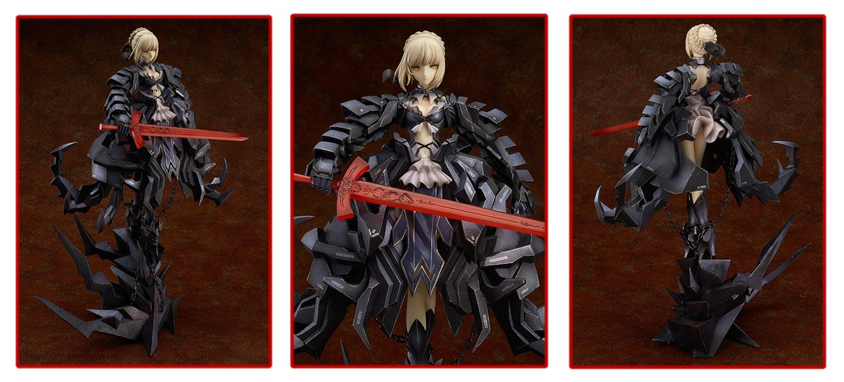 Wonderful Hobby Selection – Fate/Stay Night: Saber Alter: huke 1/7 Scale Figure