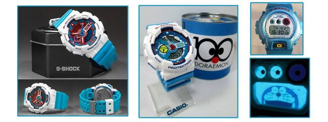 Fact Check: Is the Doraemon G-Shock Legit?