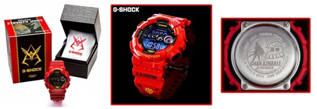 GD-100 35th Anniversary Red Model