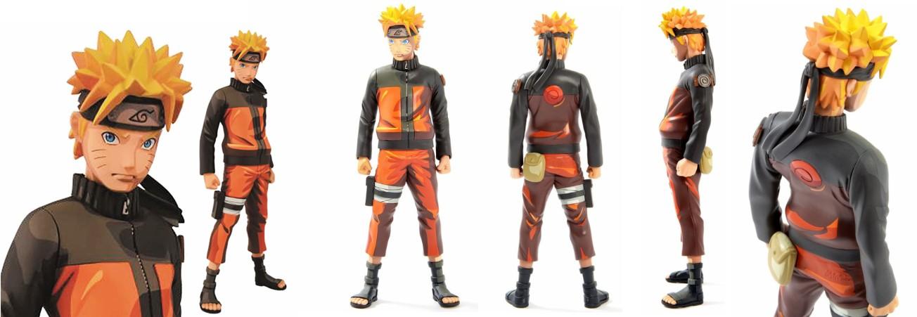 Master Stars: Manga Dimensions – Naruto Uzumaki
