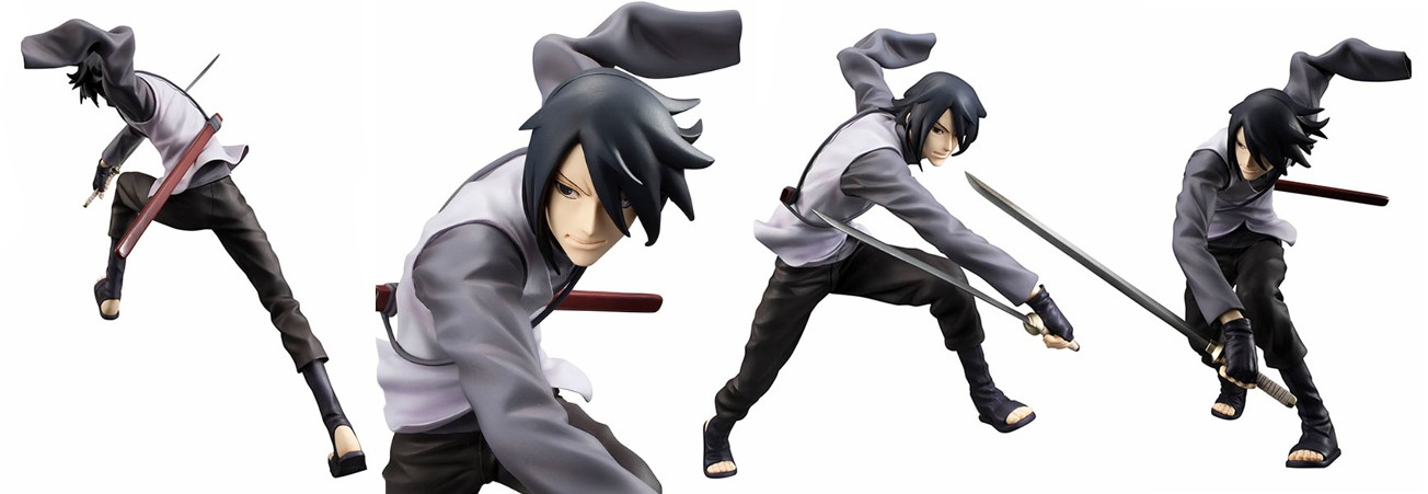 MegaHouse: G.E.M. Series – Sasuke Uchiha – Boruto Ver.