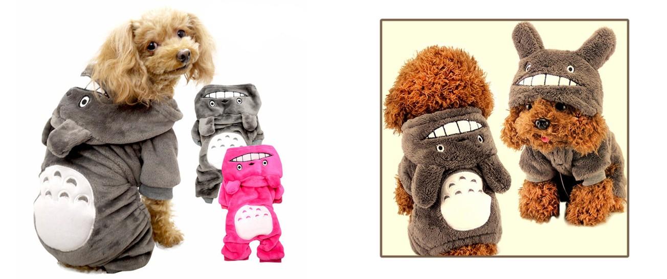 Totoro Dog Costume