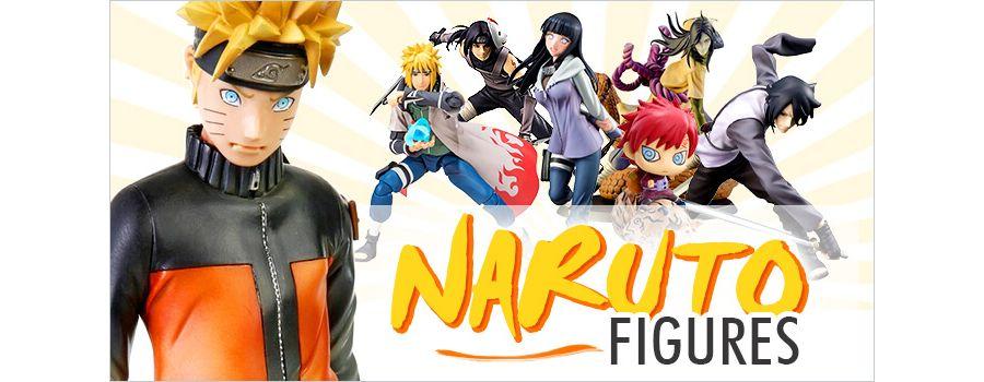 2016 Naruto Figures: 9 S-Ranked Figures to Fulfill Your Ninja Way