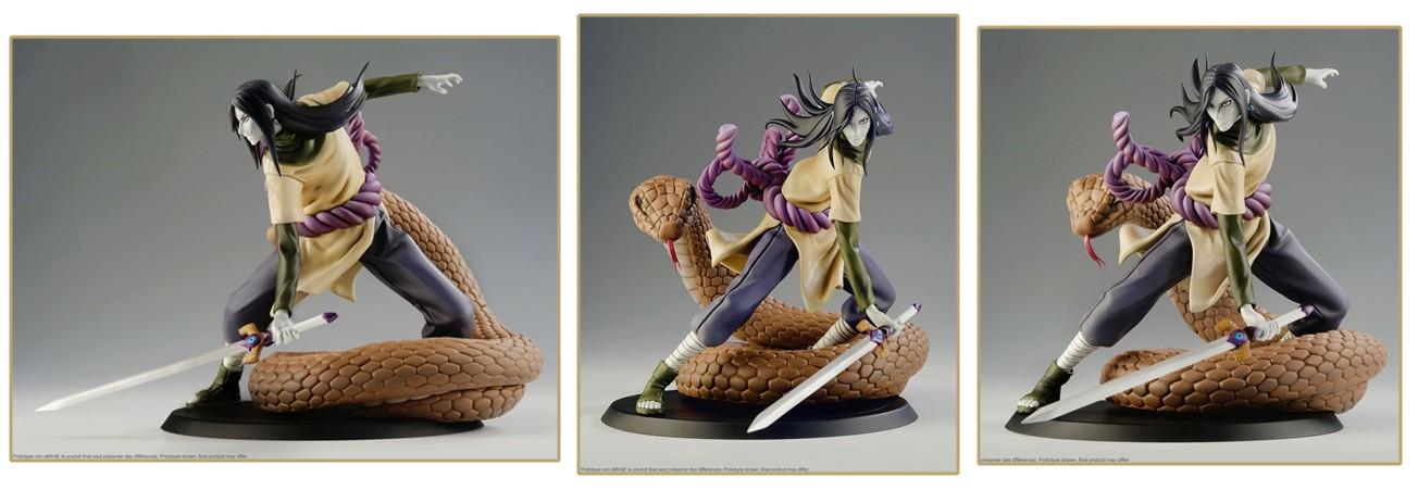 Tsume DXtra – Orochimaru