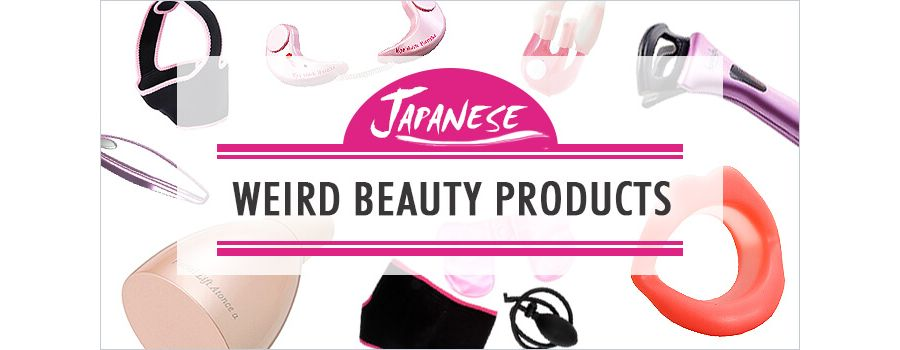 Weird Japanese Beauty Products