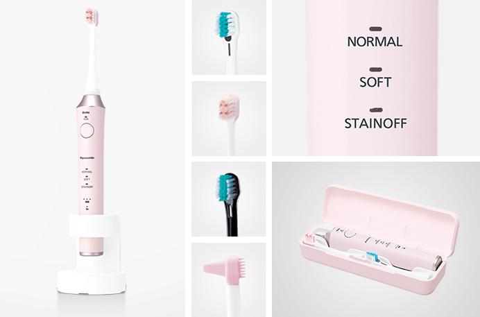 Panasonic Doltz Electric Toothbrush (EW-DE45)