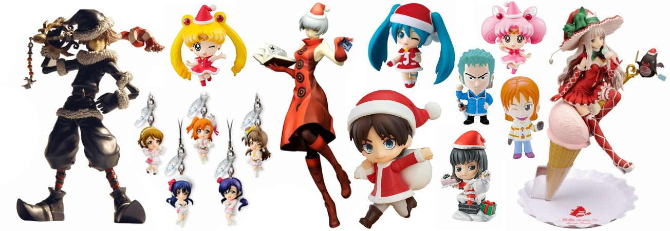 Where to Buy Christmas Anime Figures from Japan