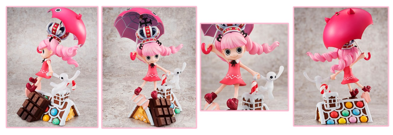 Portrait of Pirates – Sweet One Piece Perona