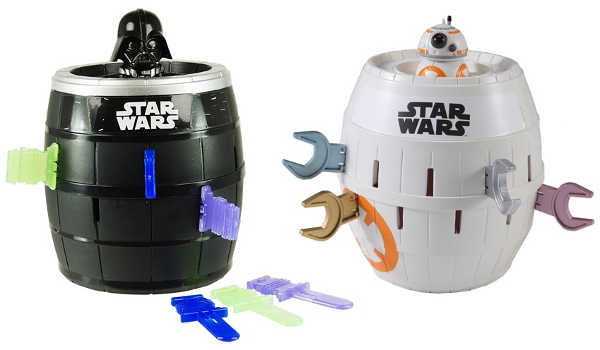 Star Wars Pop-up Pirate: Darth Vader and BB-8