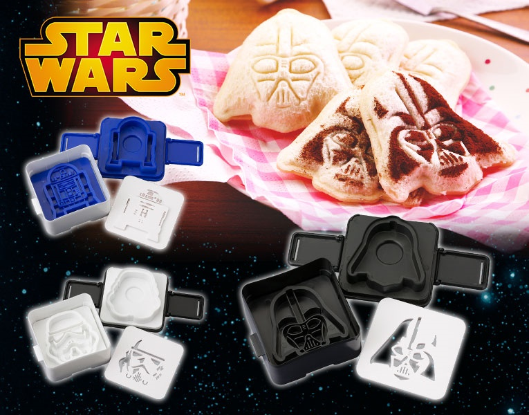Star Wars Sandwich Shapers