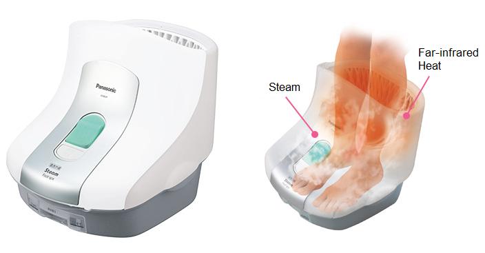 Panasonic Steam Foot Spa Bath
