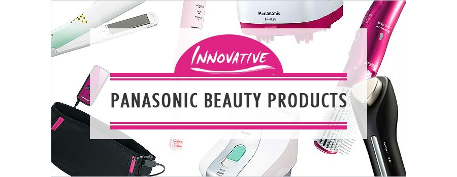 9 Innovative Panasonic Beauty Products from Japan
