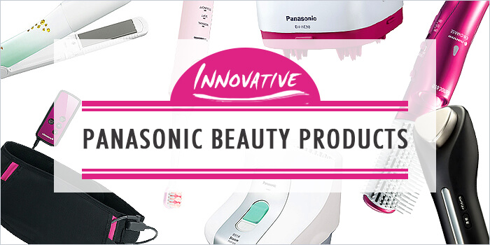 Panasonic beauty products