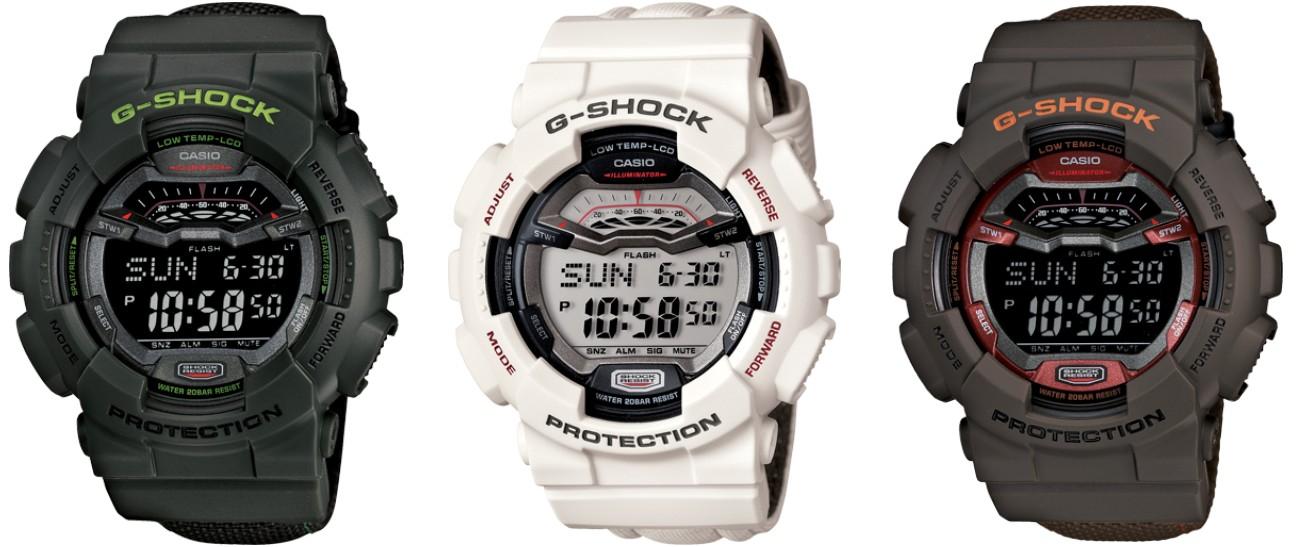 G-Shock GLS-100