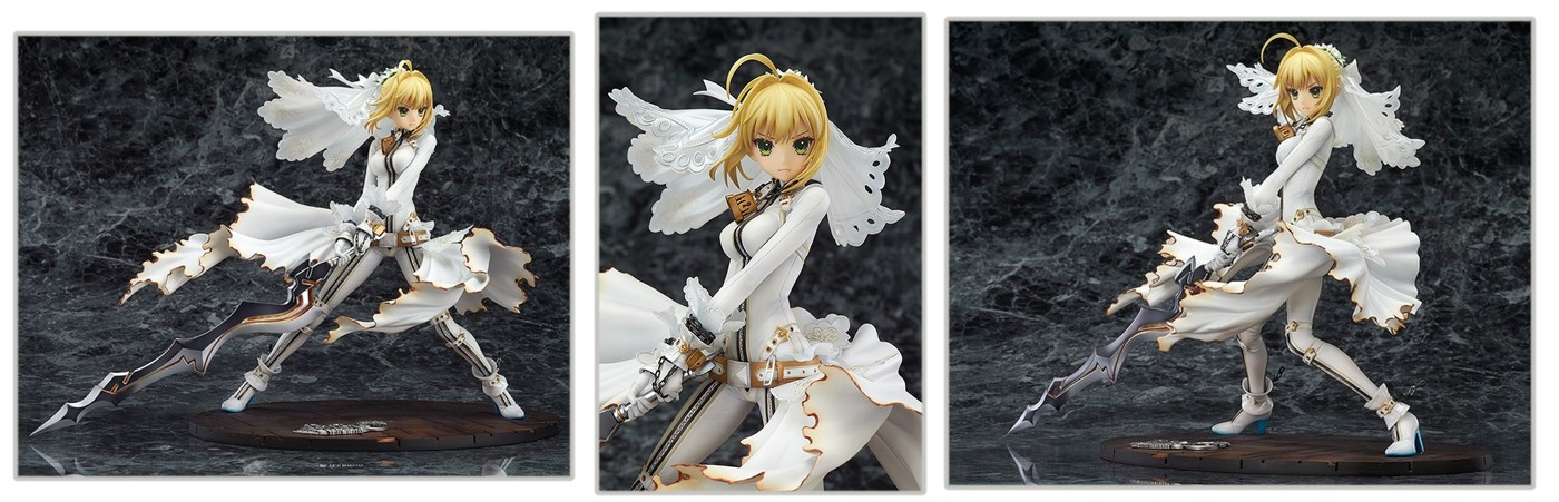 Good Smile Company – Fate/Extra CCC: Saber Bride
