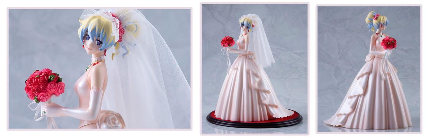Myethos – Tengen Toppa Gurren Lagann: Nia Teppelin Wedding Dress Ver. 1/8 Scale Figure