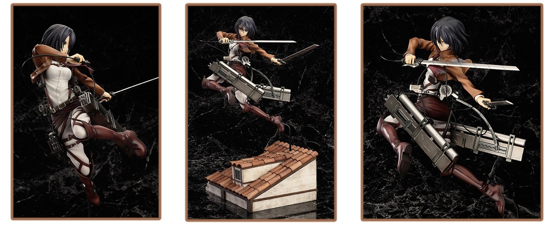 Attack on Titan Good Smile Company – Mikasa Ackerman DX Ver.