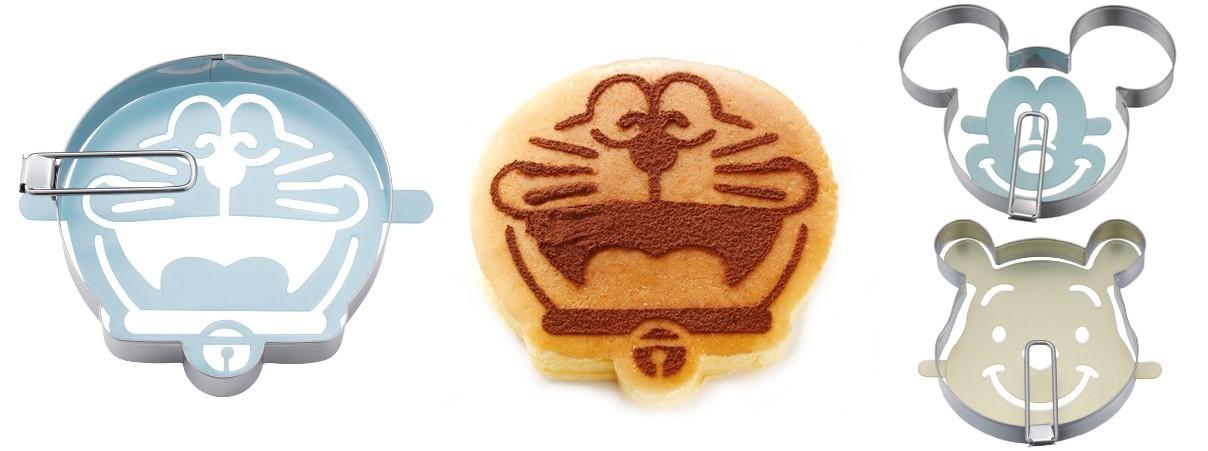 KAI Character Pancake Rings