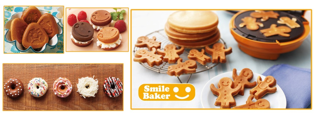 Récolte Smile Baker