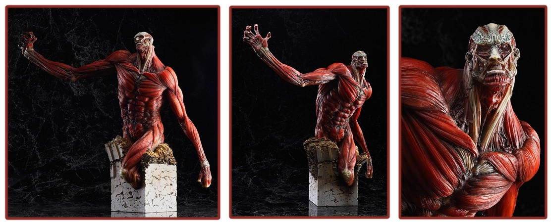 Attack on Titan Wonderful Hobby Selection – Colossus Titan