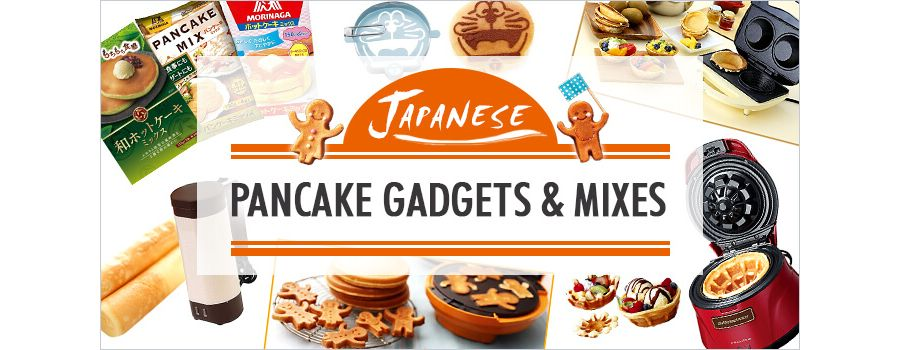 Reinvent the Hotcake with These 9 Japanese Pancake Gadgets and Mixes