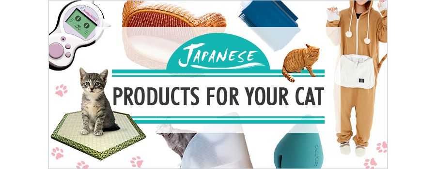 11 Innovative & Fun Japanese Pet Store Products for Your Cat