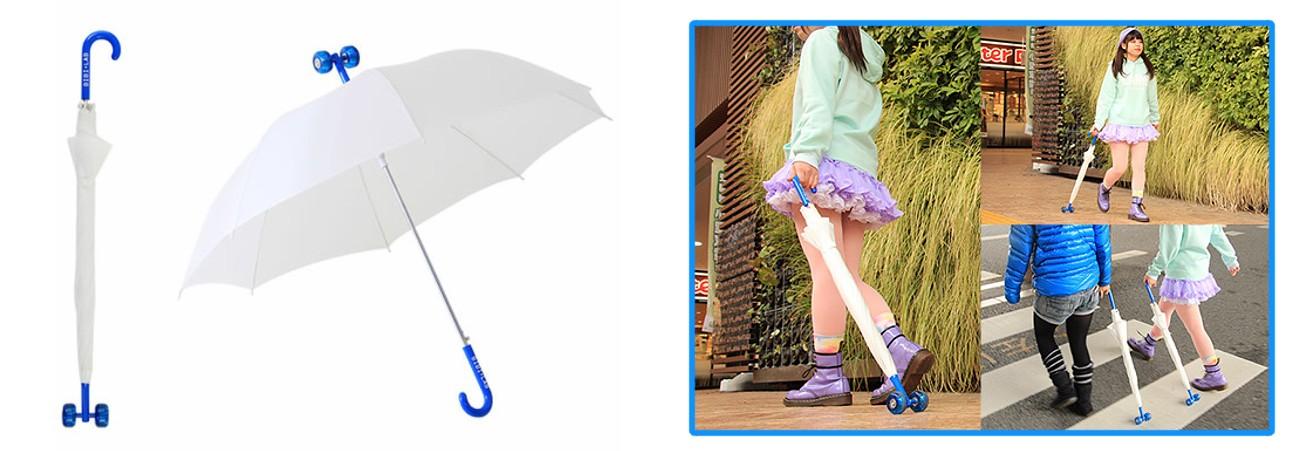 Rolling Umbrella