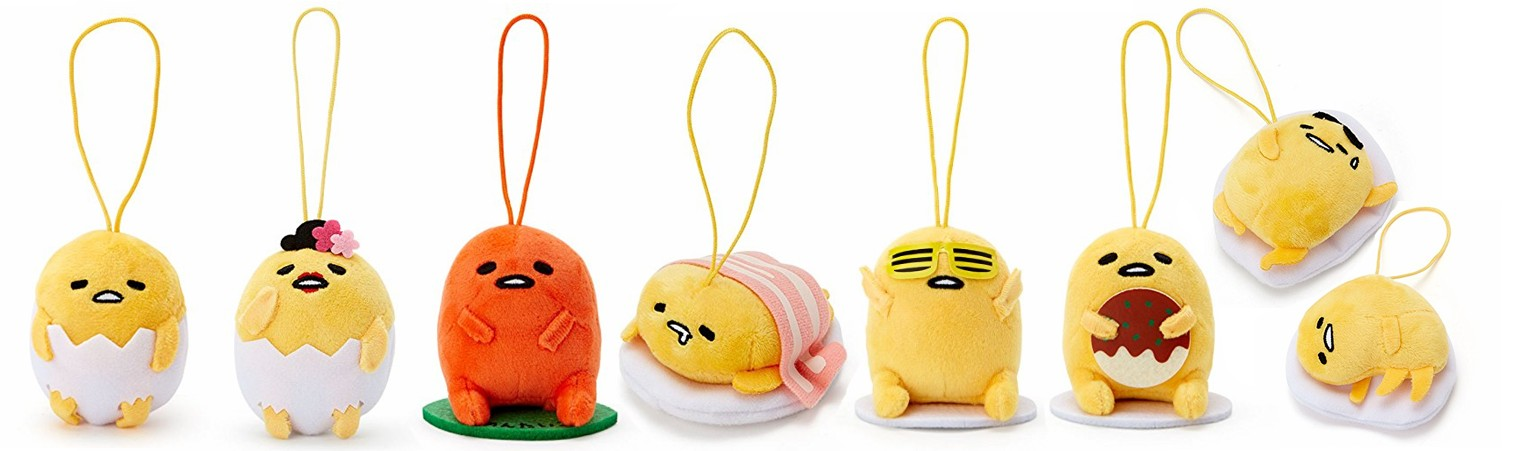 Gudetama Talking Mascots