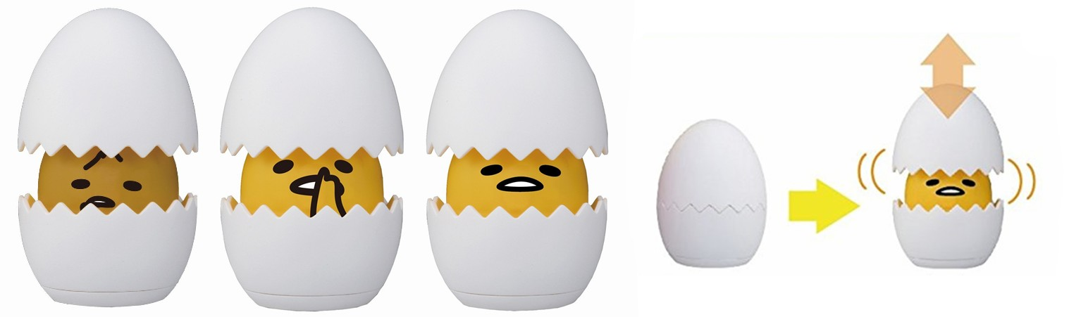 Gudetama Energy Saver Egg