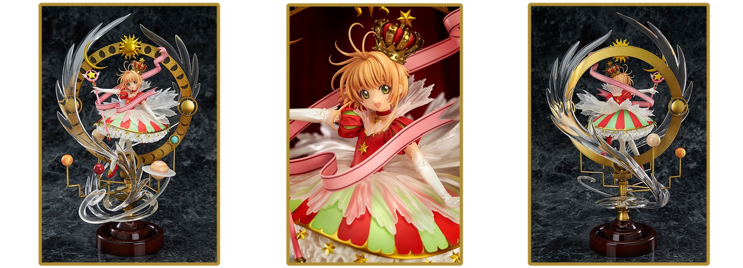 "Good Smile Company – Cardcaptor Sakura: Kinomoto Sakura ""Stars Bless You"" 1/7-Scale Figure"