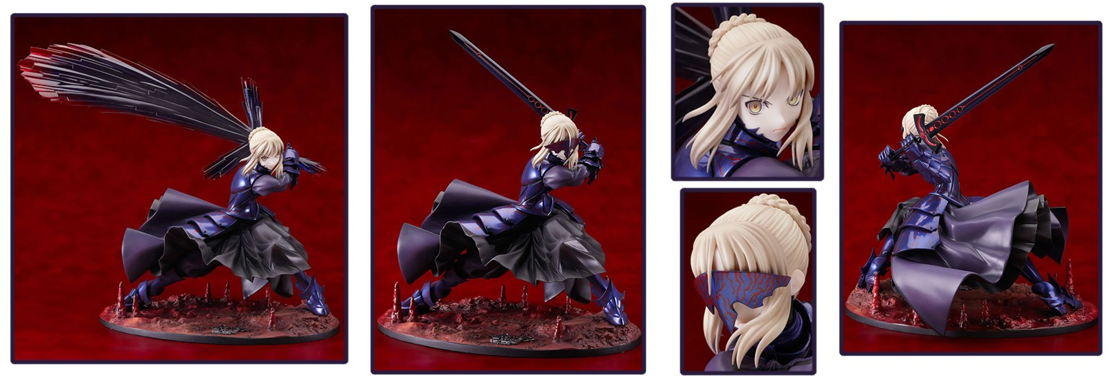 Good Smile Company – Fate/Stay Night - Saber Alter: Vortigern 1/7-Scale Figure