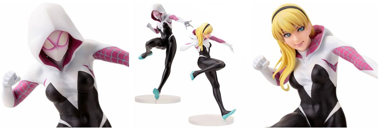 Kotobukiya – Bishoujo Statue Series: Spider-Gwen
