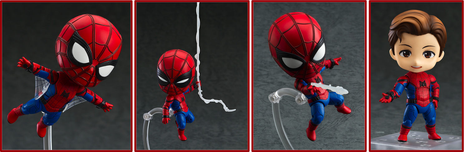 "Nendoroid – ""Spider-Man: Homecoming"" Figure"