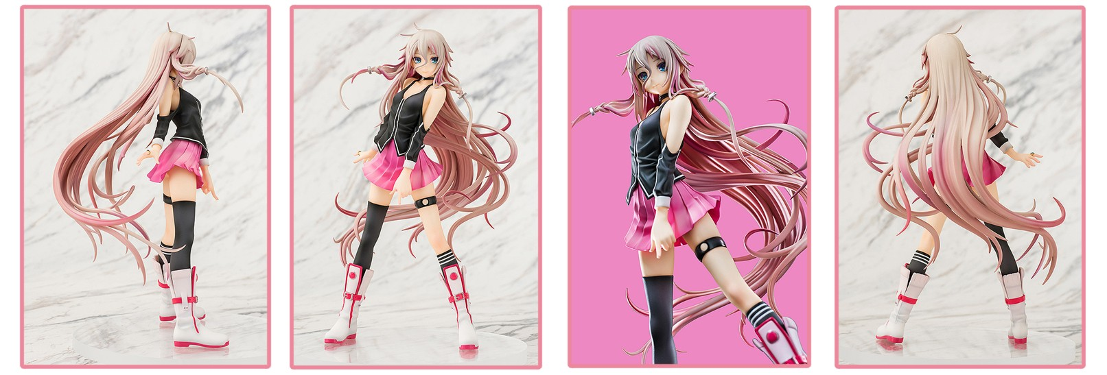 "Aquamarine – Vocaloid: IA ""Rocks ver."" 1/8-Scale Figure"