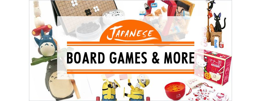 Japanese Board Games & More: 11 Picks to Shake Up Game Night