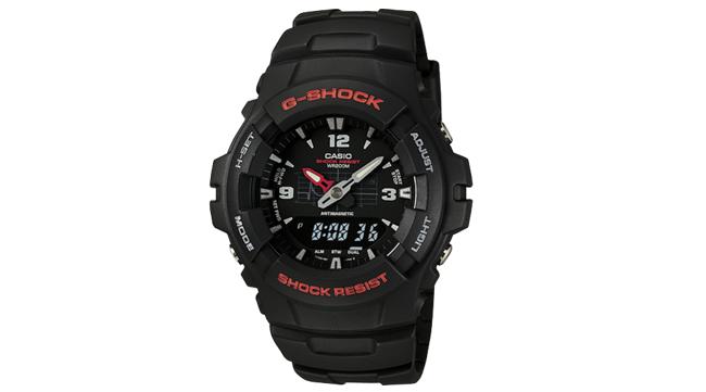 G-Shock G100-1BV