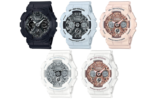 G-Shock S Series GMA-S120MF